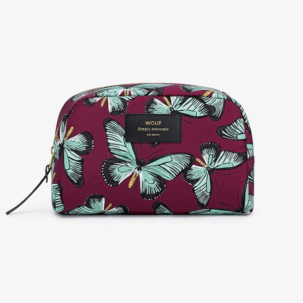 Wouf - Beauty | Butterfly | Toilet bag