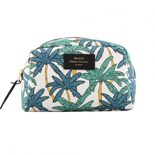 Wouf - Beauty - Palms - Toilet bag