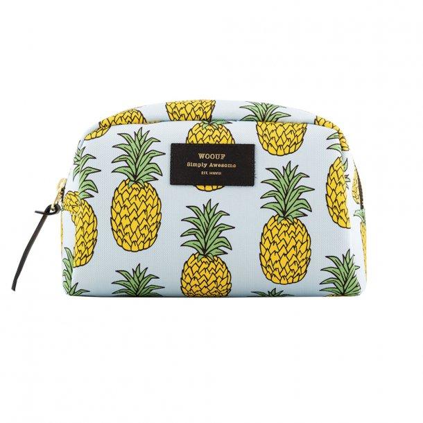 Wouf | Beauty | Pineapple | Toilettaske*