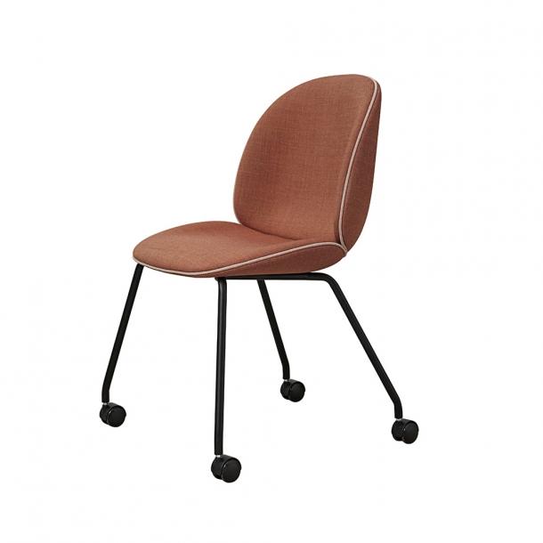 Gubi - Beetle Chair Castor | Stol m. hjul