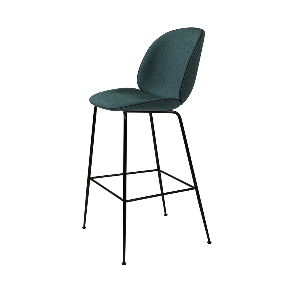 Gubi Beetle Bar Chair | Fuldpolstret