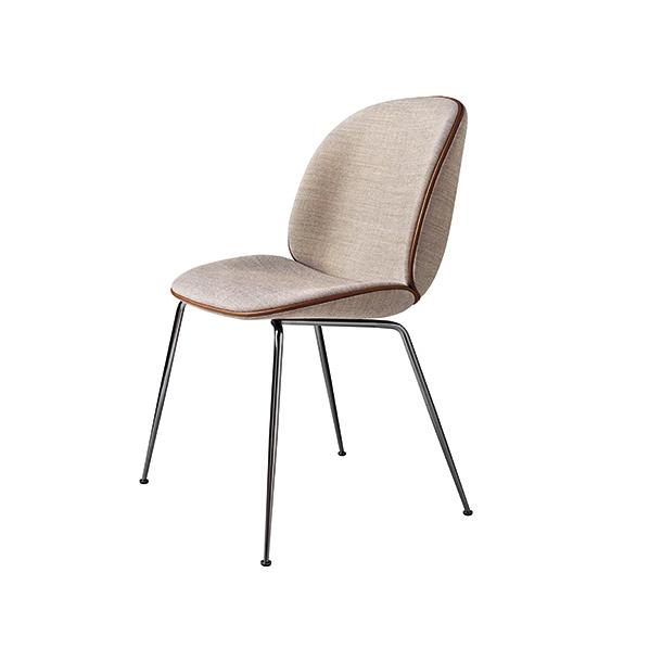 Gubi - Beetle Chair Conic Base | Fuldpolstret