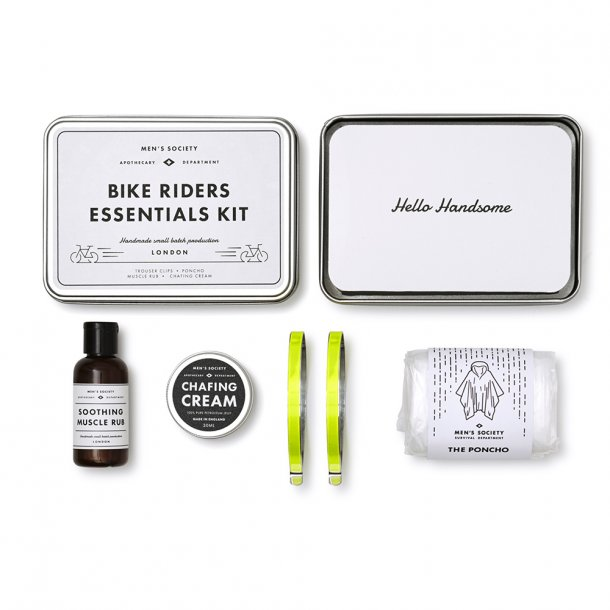 OUTLET - Men's Society - Bike Riders Essentials Kit*