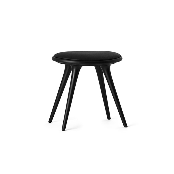 Mater - Stool - low stool in wood