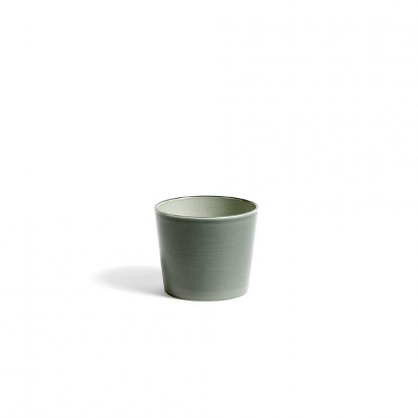 Hay - Botanical Family pot - Dusty Green
