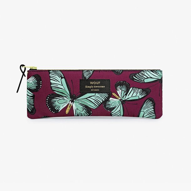 Wouf - Butterfly - Pencil case