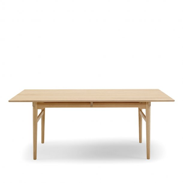 Carl Hansen & Søn - CH327 Spisebord 190   eg