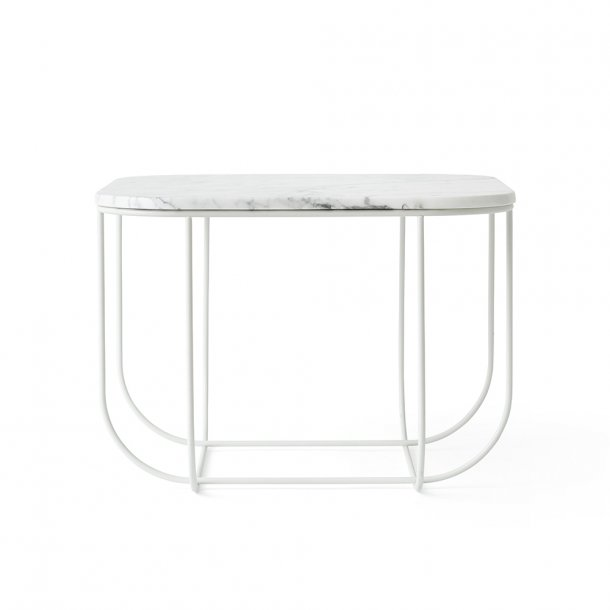 Menu - Cage Table White