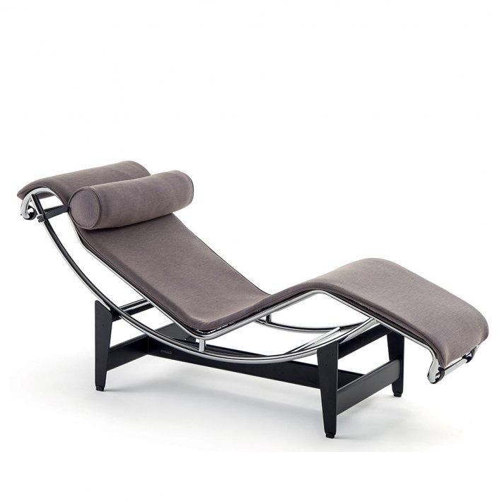 Cassina - LC4 Chaise Longue, Tekstil