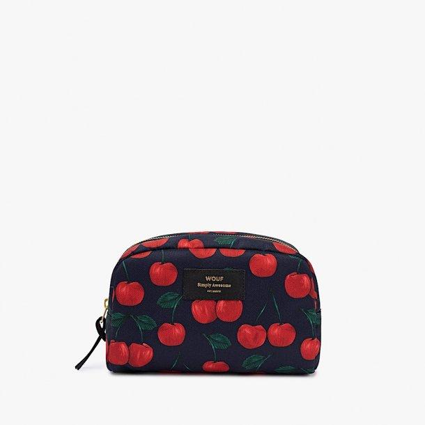 Wouf - Beauty | Cherries | Makeup Bag