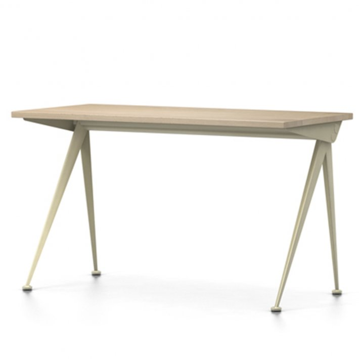 Vitra - Compass Direction Desk | Eg, olieret