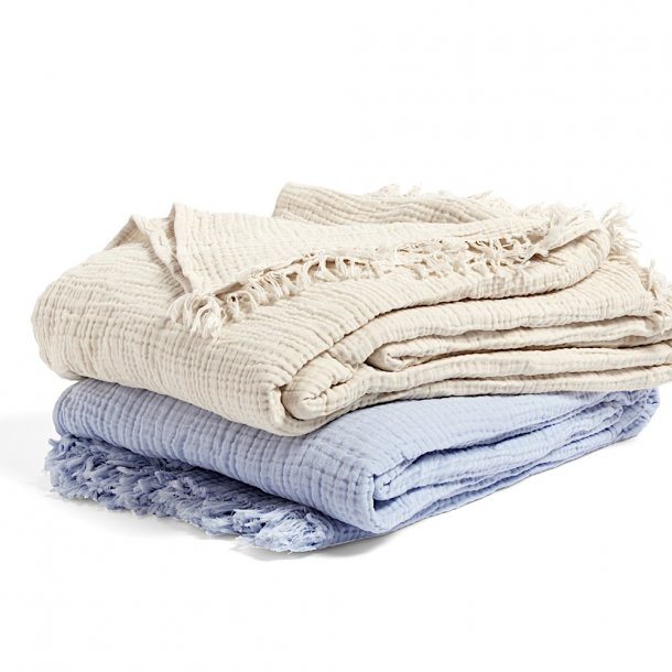 HAY - Crinkle Bedspread | Sengetæppe