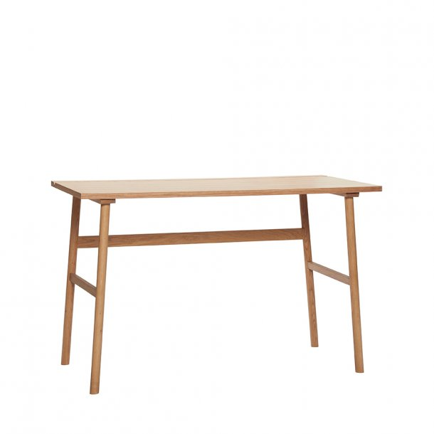 Hübsch - Desk, oak, nature - Skrivebord