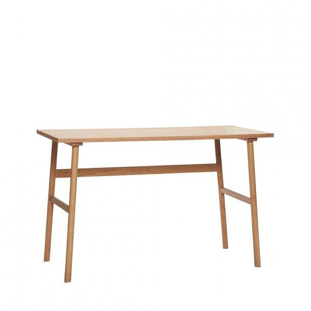Hübsch - Desk, oak, nature - Skrivebord