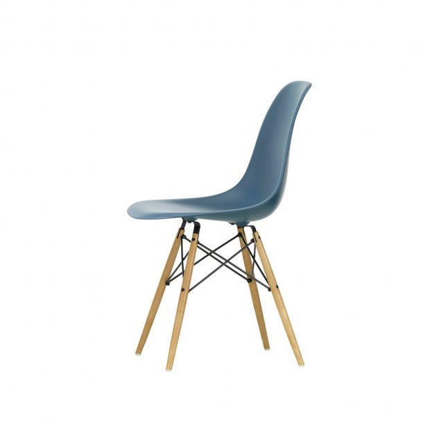 Vitra - Eames Plastic Side Chair DSW - Honey-tone ash