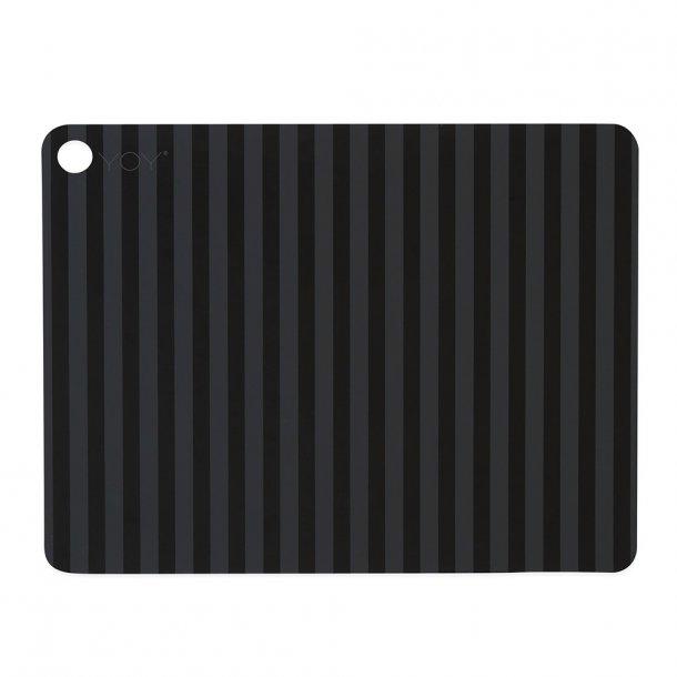 OYOY - Striped Placemats - Dækkeservietter 2 stk