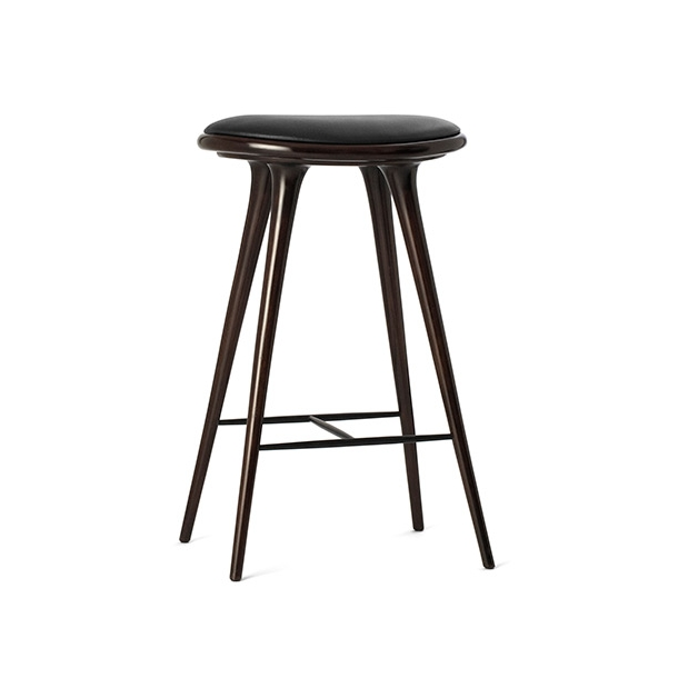 Mater - Stool - high stool in wood