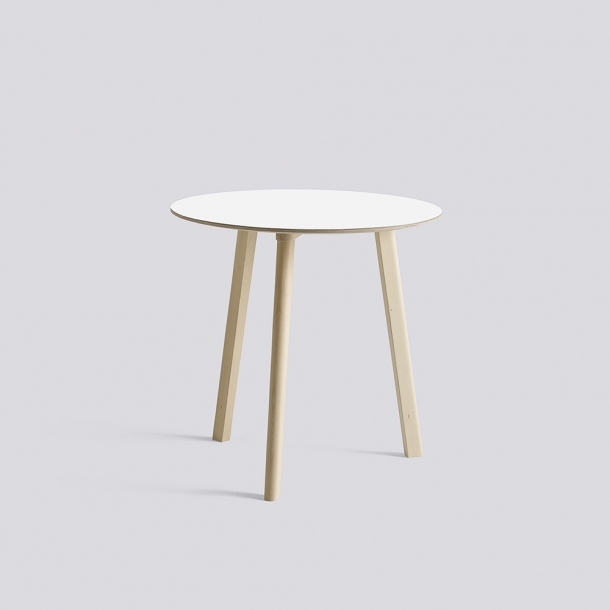 HAY - Copenhague Deux 220 Table - Ø75 cm