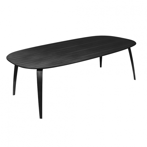 Gubi - Dining Table Elliptical | Spisebord