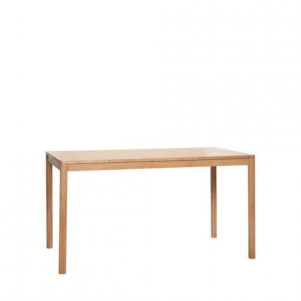 Hübsch - Dining table, oak, nature 140 cm