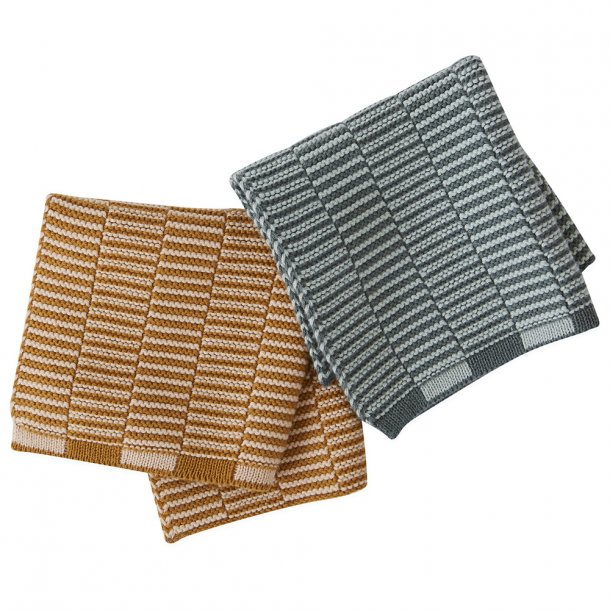 OYOY - Stringa Dish Cloth - Kluter 2 pcs.