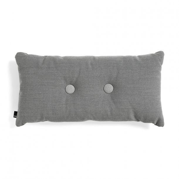 HAY - Dot Cushion Steelcut 2 | Pude