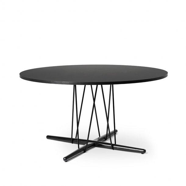 Carl Hansen & Søn - E020 | 1395 bord | eg | Sort bordplade