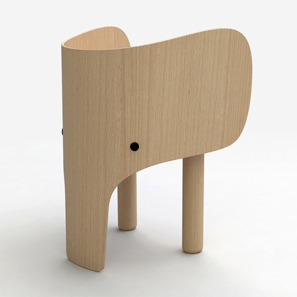EO - Elephant Chair - Stol
