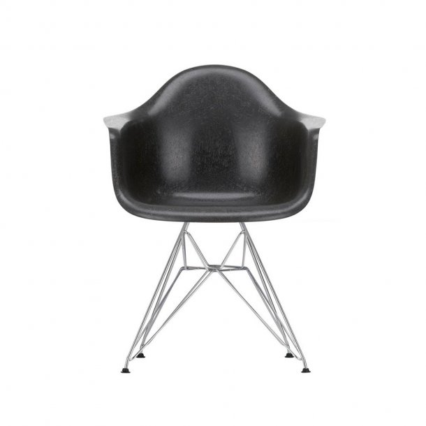 Vitra - Eames Fiberglass Armchair DAR - Forkromet