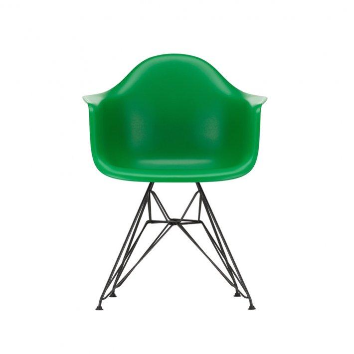 Vitra - Eames Plastic Armchair DAR | Pulverlakeret