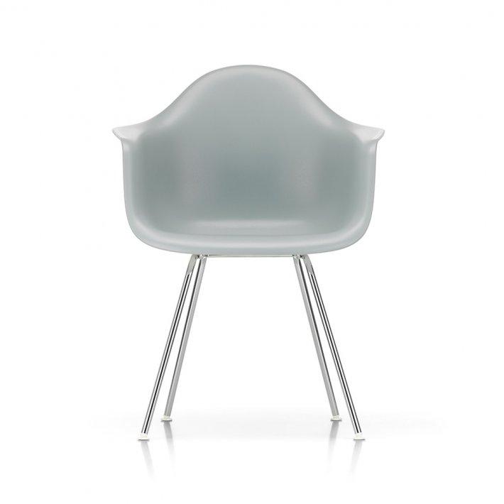 Vitra - Eames Plastic Armchair DAX   Forkromet