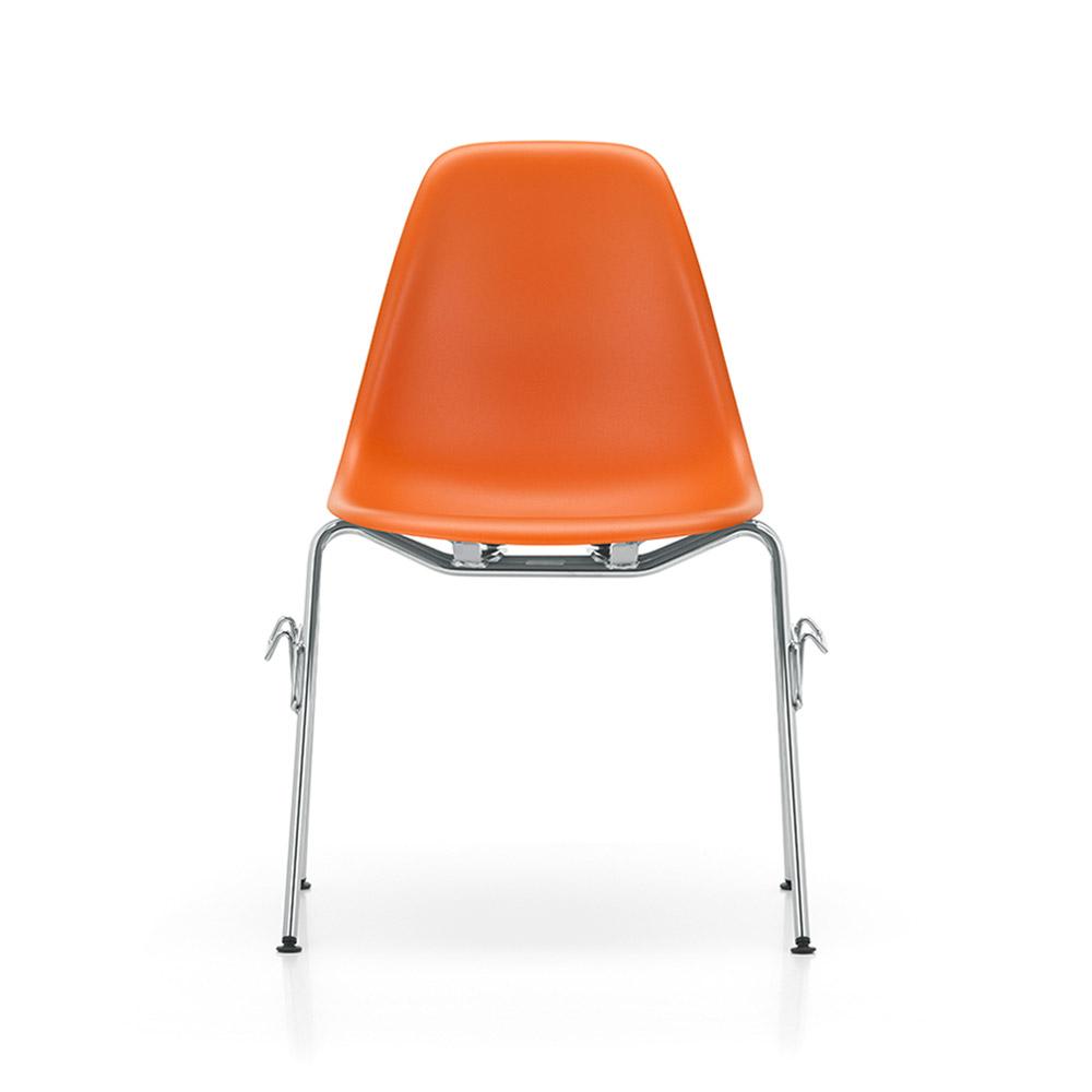 Vitra Eames Plastic Side Chair DSS   Forkromet Vitra