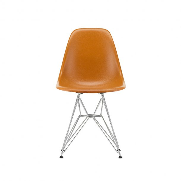 Vitra - Eames Fiberglass Side Chair DSR | Forkromet