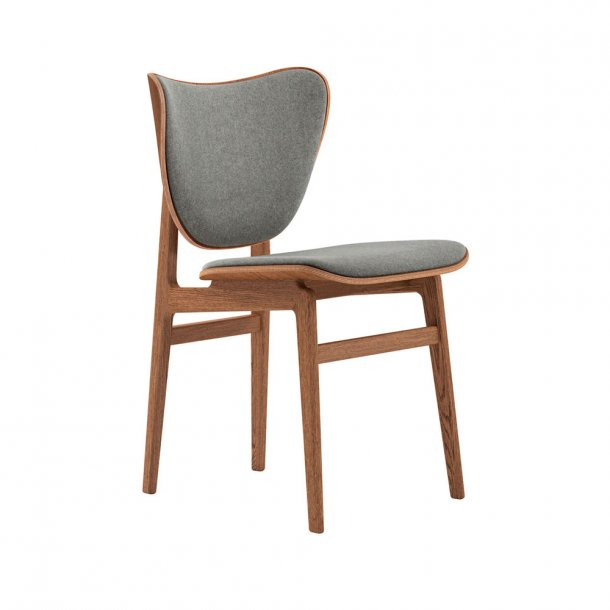 NORR11 - Elephant Dining Chair - Uldpolstret