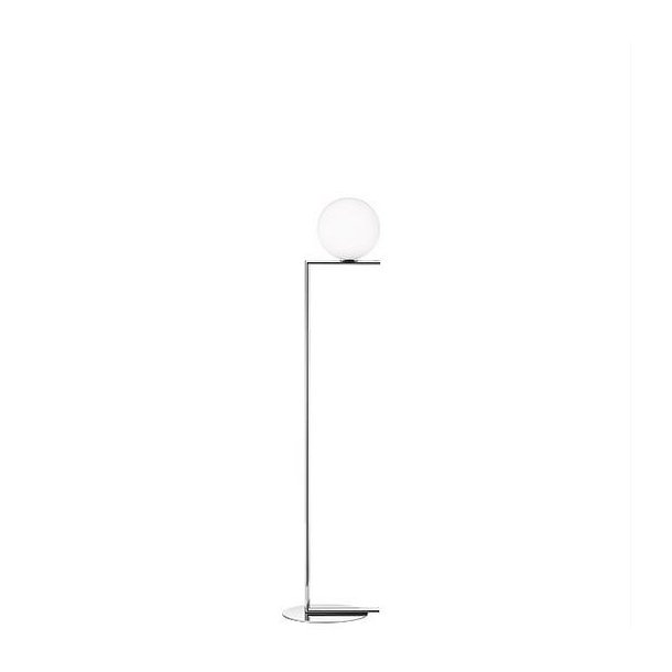 Flos - IC light F1 - Standerlampe - lille - krom
