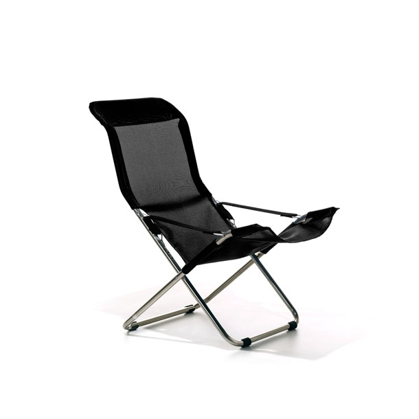 FIAM - Fiesta Chair - Black