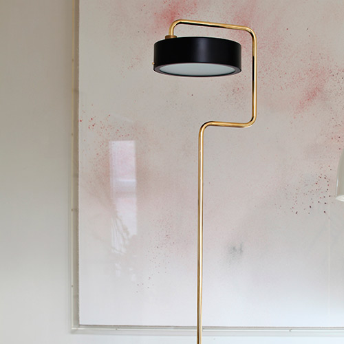 Made by Hand Petite Machine | Floor lamp 01 Made by Hand