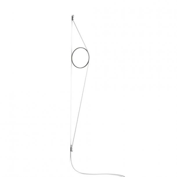 Flos - WireRing | Hvid ledning