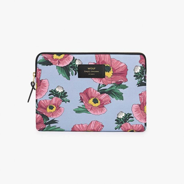 Wouf - Flowers - Ipad Sleeve