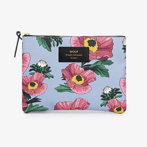 Wouf - Flowers - Pouch