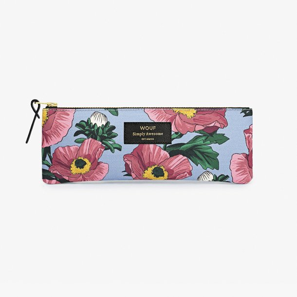 Wouf - Flowers - Pencil case