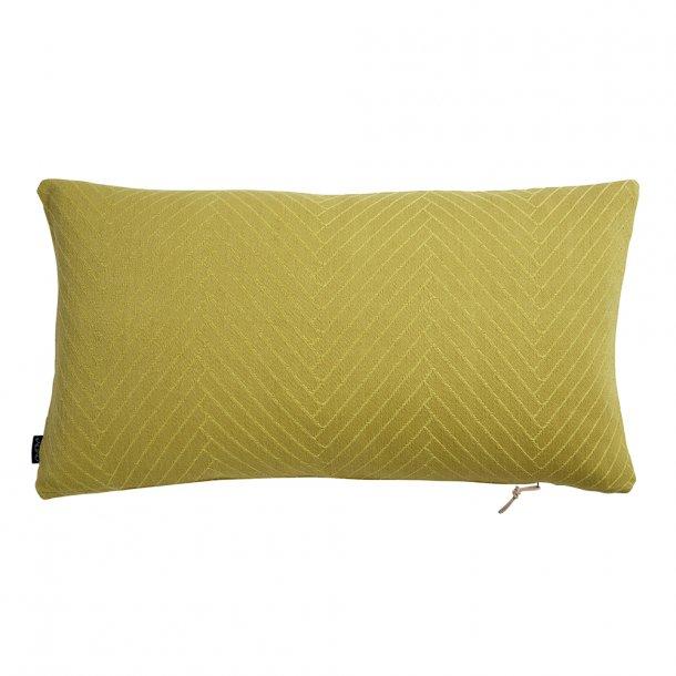 OYOY - Fluffy Herringbone Cushion - Pude 40x70 cm