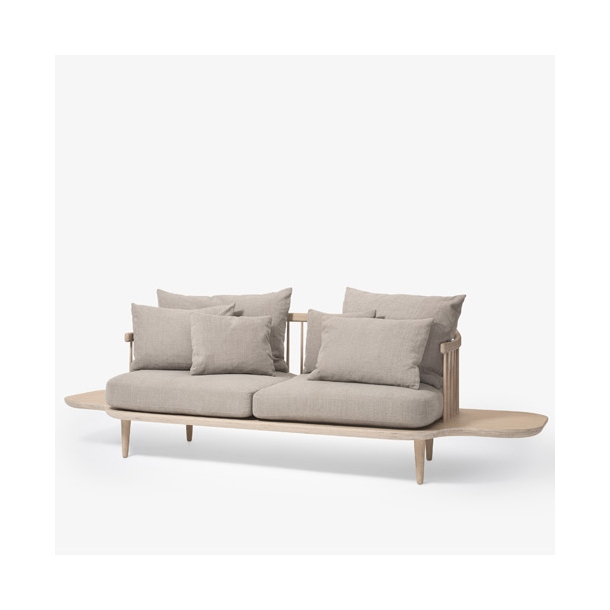 &Tradition - Fly SC3 - Sofa m. sidebord