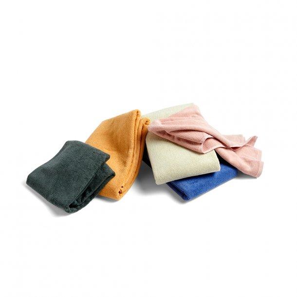 HAY - Frotté Guest Towel | Gæstehåndklæde