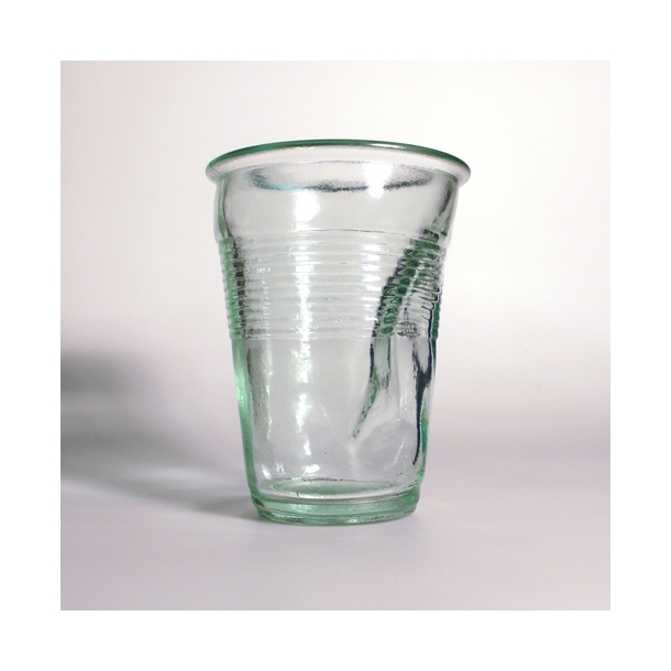 Goods - Crushed Cup XL Glass