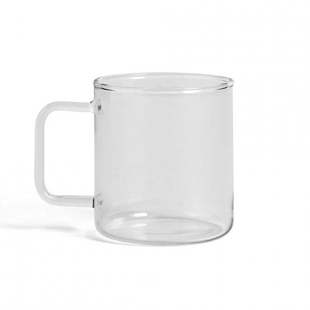 HAY - Glass Coffee Mug | Krus