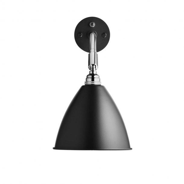 Gubi - Bestlite BL7 væglampe - Krom