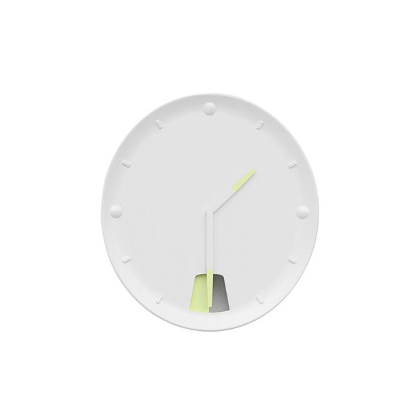 Moustache - Guichet Wall Clock