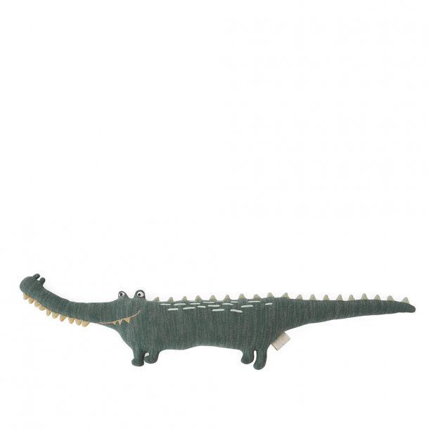 OYOY - das Krokodil MR. GUSTAV - Teddybär - Kissen