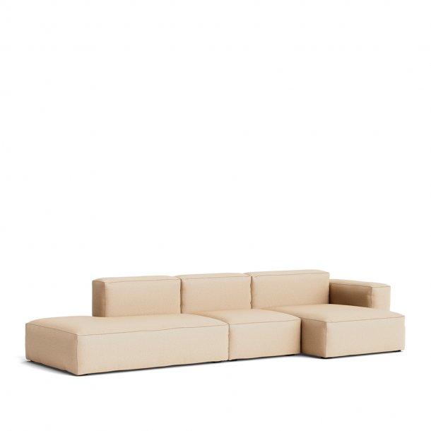 HAY - Mags Soft Sofa | Low Armrest | Færdige kombinationer | 3 Seater